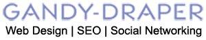 Gandy-Draper web design banner 300