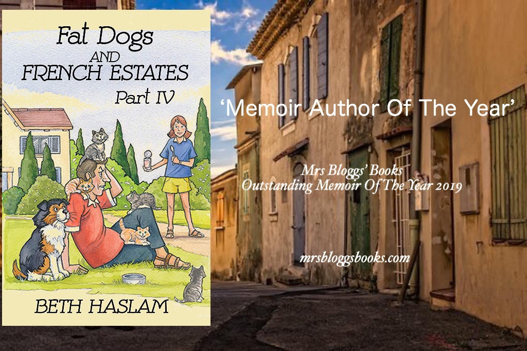 Beth Haslam - Memoir Author of The Year 2019