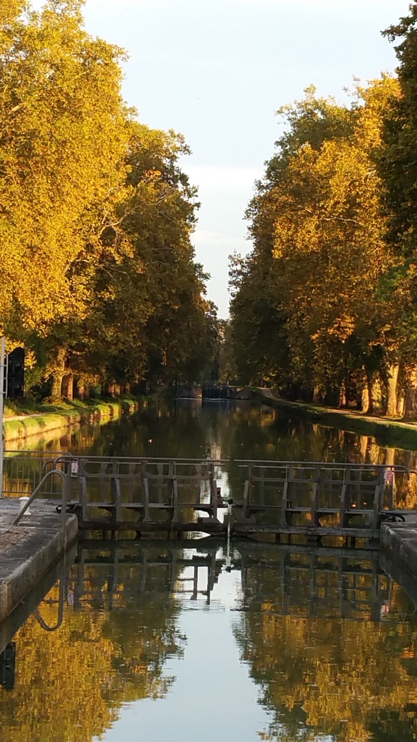 June canal